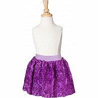 Cabbage Rose Bubble Skirt Large