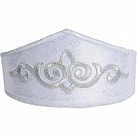 Adventure Regal Crown - Light Silver