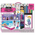 Fashion Design Light Box Super Set