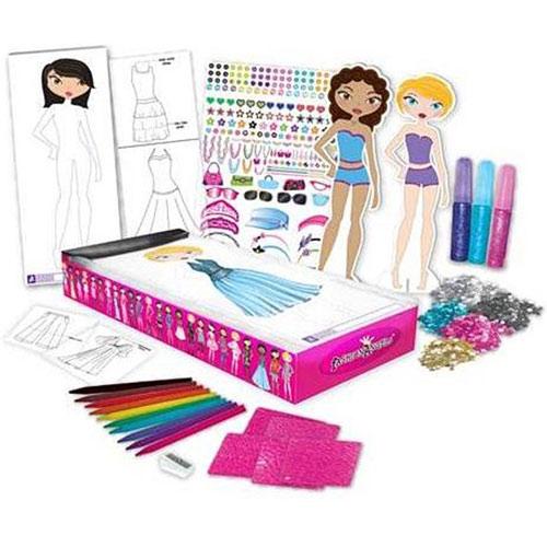 Fashion Design Light Box Super Set Toy Shop Of Florence
