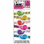 Fashion Angels 6-pack Tapefetti Tape On Card