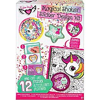 FA Sequin Shaker Sticker Design Kit