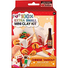 Chinese Take Out Mini Clay Kit
