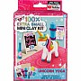 100% Extra Small Mini Clay Kit - Unicorn Yoga