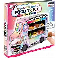 100% Extra Small Food Truck Clay Kit