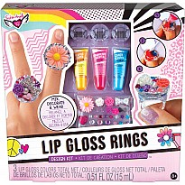 Lip Gloss Rings Design Kit