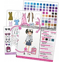 Fashion Sticker Stylist
