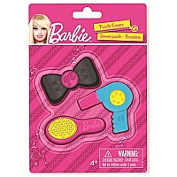 Barbie Puzzle Erasers-3 PC Card