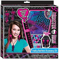 Monster High Freaky Feathers Accessory Kit