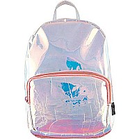 S. Lab Iridescent Mini Backpack