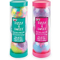 Fizzy & Sweet Bath Bomb Tube (Assorted)