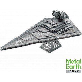 Imperial Star Destroyer - Color Star Wars