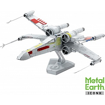 X-Wing Starfighter Color Star Wars