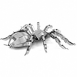 Fascinations Metal Earth Tarantula 3D Metal Model Kit