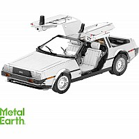 METAL EARTH Delorean - Color