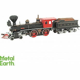 Wild West 4-4-0 Locomotive - Color