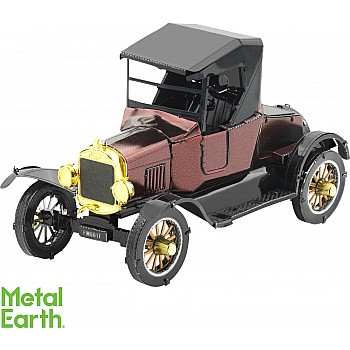1925 Ford Model T Runabout Vehicle