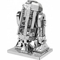 Metal Earth Star Wars R2D2 Model Kit