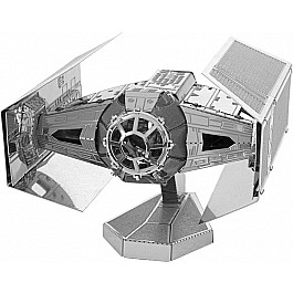Fascinations Metal Earth Star Wars OT Darth Vader's Tie Fighter