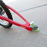 Chalktrail- Bike Red