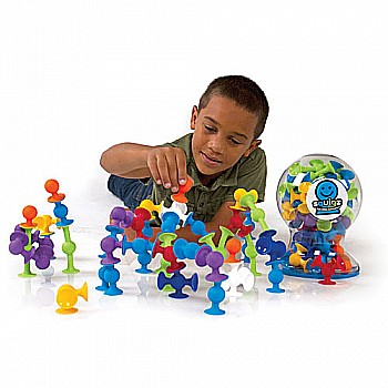 Squigz- Skooch- Add on set of 3