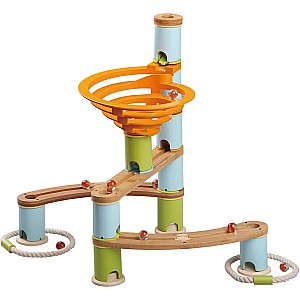 Bamboo Builder Marble Run-78pcs