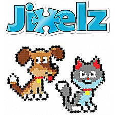 Jixelz 700 pc Set- Pet Pals