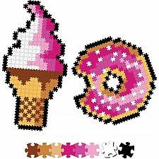 Jixelz 700 pc Set - Sweet Treats