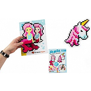 Jixelz 700 pc Set - Fantasy Friends