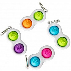 Simpl Dimpl Keychain (Assorted Colors)