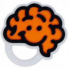Brain Teether Orange
