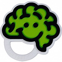 FatBrain Brain Teether Green