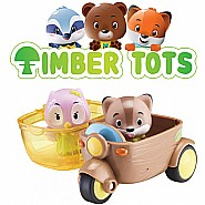 Timber Tots Mini Car