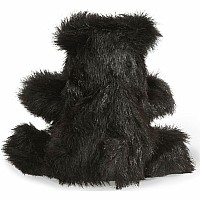 BEAR, BLACK BABY Puppet