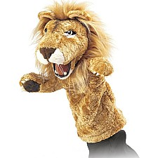 Lion Stage Puppet Stage Puppet