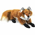 Fox, Red Small Hand Puppet