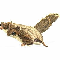 Squirrel, Flying Hand Puppet
