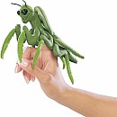 Mini Praying Mantis Finger Puppet