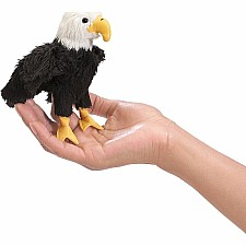 Mini Eagle Finger Puppet