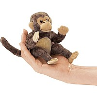 MINI MONKEY Puppet