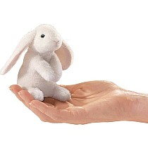 Mini Rabbit Finger Puppet