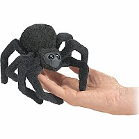 Mini Spider Puppet