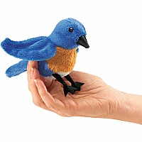 MINI BLUEBIRD Puppet