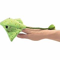 Folkmanis Mini Ray finger puppet