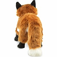 Fox, Red Hand Puppet