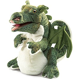 Dragon, Baby Hand Puppet