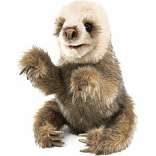 Sloth, Baby Hand Puppet