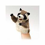 Little Raccoon Little Puppet