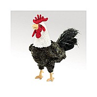 Rooster Hand Puppet
