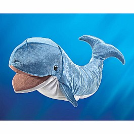 Whale Puppet
